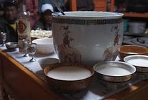 Traditional Mongolian Cuisine