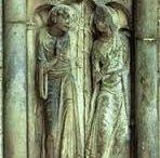 Francouzské katedrální sochařství