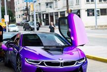 BMW i8 - excellent in every situation! / In busy cities and on the seaside promenades... ;)