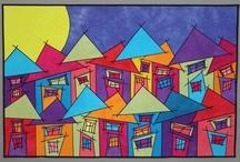 Fiber Art by Sue Bleiweiss