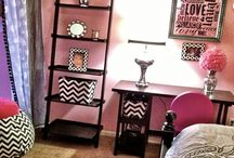 Teen Bedroom Remodel / by Rebecca Ward