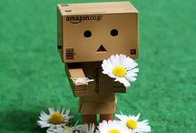 Danbo makes me happy / by Krystal Kaes