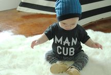 Little baby BOY / by Cristin Euston
