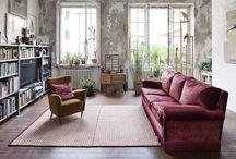 Karpeta, tapis contemporains