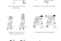 full arm workout exercises