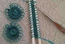 не обычное вязание