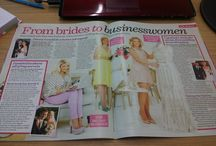 In the Press!  / Thought we'd start putting our press features in here too! Why not!