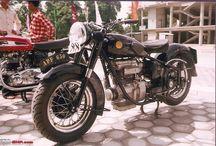 old bike's