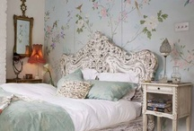 Beautiful bedrooms, ahhh / by Donna Penner