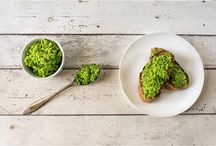 Peas / A selection of pea recipes and ideas