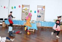 Festas de aniversário / Temos vários programas de animação para a festa da pequenada, consulte em www.staffie.pt