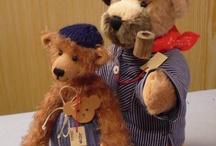 My Teddybears!!