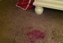 Cleaning tricks / by Kenzie Brunson