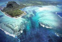 vodopady a príroda