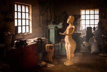Sochy / Sculptures
