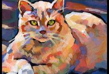 ζώα ζωγραφική