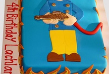Cakes - Fireman Sam