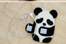 DIY Fundas celular/iPad/iPod/kindle