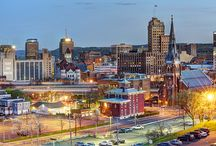 Syracuse, NY by Tim Green