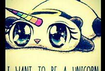 Unicorn-y