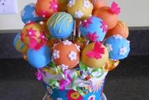 Cake Pop Ideas / by LaDonna Damron