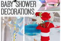 Baby Showers / Ideas for fabulous baby showers