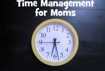Routines, schedules and time management.. / by Amanda Skinner