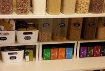 Organisation - Kitchen/Pantry