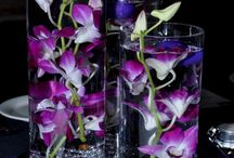 Center (Pieces) of Attention / Centerpiece ideas / by Lisa Heath