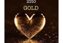 Gold / Do you have Gold?  Time to start saving it, you will thank me later!  www.makelifegolden.com  / by Kim Clifford