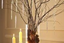 téli dekoráció