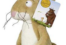 The Gruffalo Plush and Soft Toys / The Gruffalo plush toys and soft toy, The Gruffalo's Child