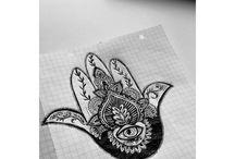Fake tatoo