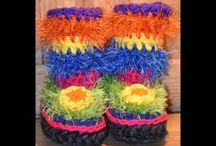 You Tube - Baby And Kids Crochet Shoes