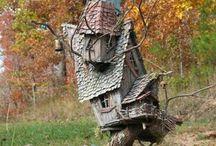 Märchenbaumhäuser