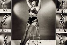 Bettie Page / by Kathy Eanes