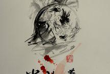 Samurai tatto