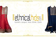 Traditional Indian Ethnic Wear