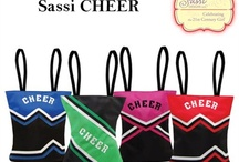 Cheer Gear / by Chelsea Mayer