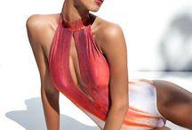 Fürdőruha (swim wear)