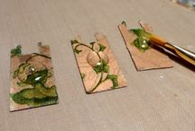 Enamel/Copper glaze jewellery
