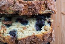 Coffee Cakes, Breads, Rolls, & Muffins