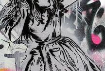 Fotografie: Graffitis