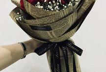 kwiaty cięte prezent