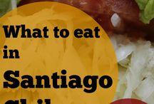 Santiago de Chile ❤ Food