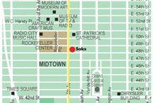 Mapas de ciudades ,,,,, Nueva York