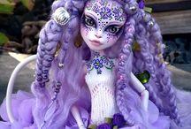 куклы-монстры