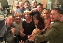 Selfie stick / New Years Eve Party