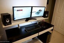 Workspace/desk/office Deco & Ideas