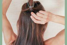 Curly wavey braun / Soft waved braun